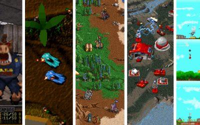 Retropelaaminen on nuorten aikuisten nostalgista todellisuuspakoa – vuoden 1996 parhaat DOS-pelit