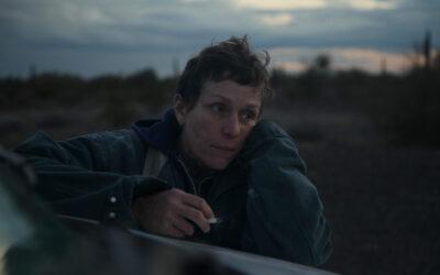 Jos kaikki menee, on parasta lähteä tien päälle, kertoo Oscar-elokuvien ennakkosuosikki Nomadland