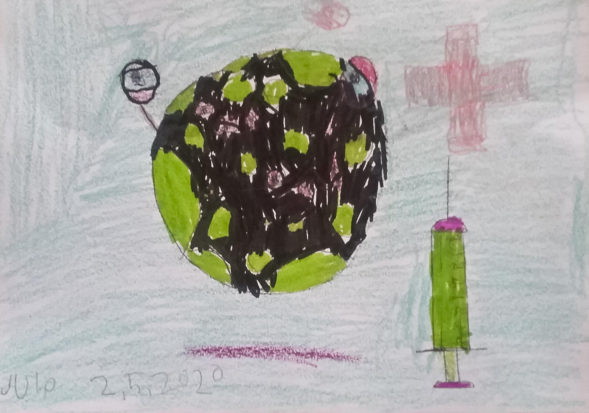 03. Juho Myllynen Maailmanlaajuinen korona
