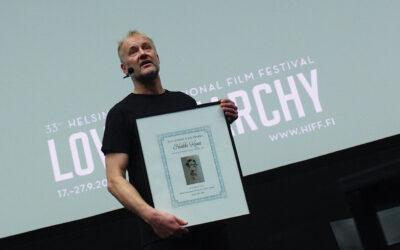 R&A-festivaalilla palkitun foley-artistin Heikki Kossin äänet vahvistavat elokuvan ääniraitaa