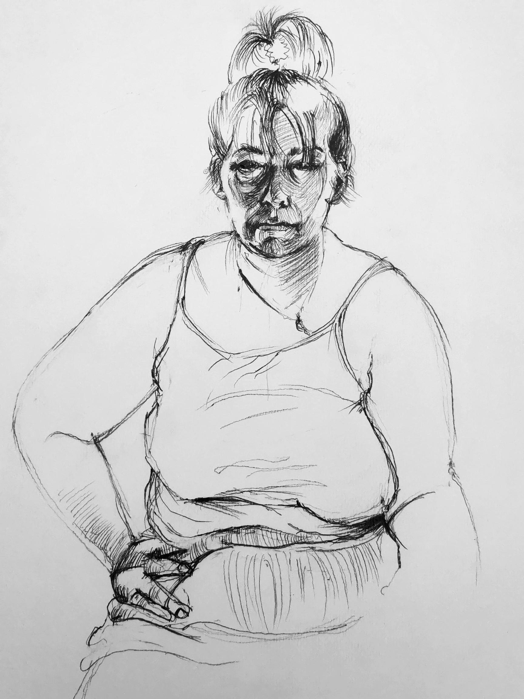 11. Suvi Lemila Omakuva