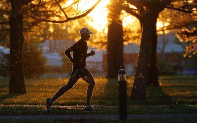 Hikoilun lumo – eli miksi juoksen tänäänkin