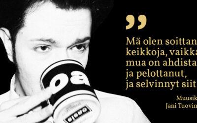 Sunnuntaisitaatti #12: Jani Matti Juhani