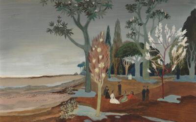 Didrichsenin Tove Jansson -näyttely sijoittaa rakastetun taiteilijan osaksi aikansa kuvataidemaailmaa