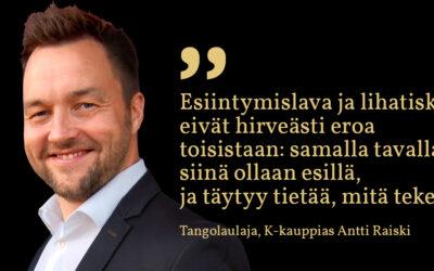 Sunnuntaisitaatti #14: Antti Raiski