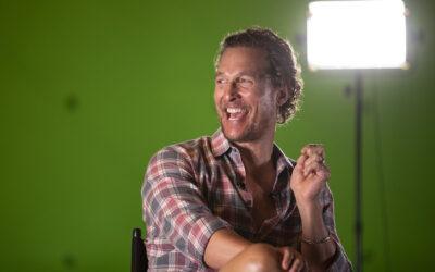 Näyttelijä Matthew McConaugheyn koukuttava omaelämäkerta on samalla myös opas parempaan elämään