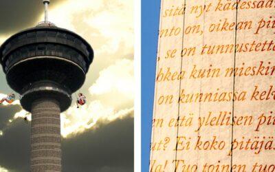 Näsinneula suljetaan liki kahdeksi vuodeksi yleisöltä – näkötornin runkoon tulee pohjoismaisten sisämaakaupunkien pisin proosamuraali