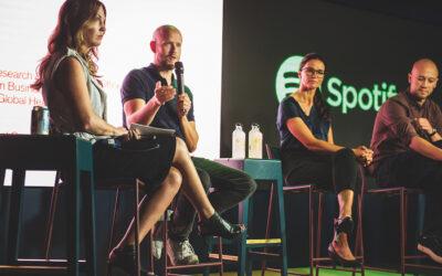 Spotify on ruotsalainen menestystarina, joka ei enää ole kovin ruotsalainen