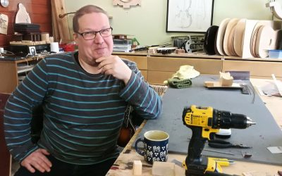 Sydänmaan ajattelija Kristian Wetterstrand: Soitin on muusikolle rakas, mutta rakentajalle se on lapsi