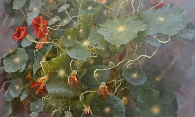 Valon ja puutarhan maalari: Jouni Pajavuori tallentaa maalauksiinsa samaa valoa, jonka jo Edelfelt näki