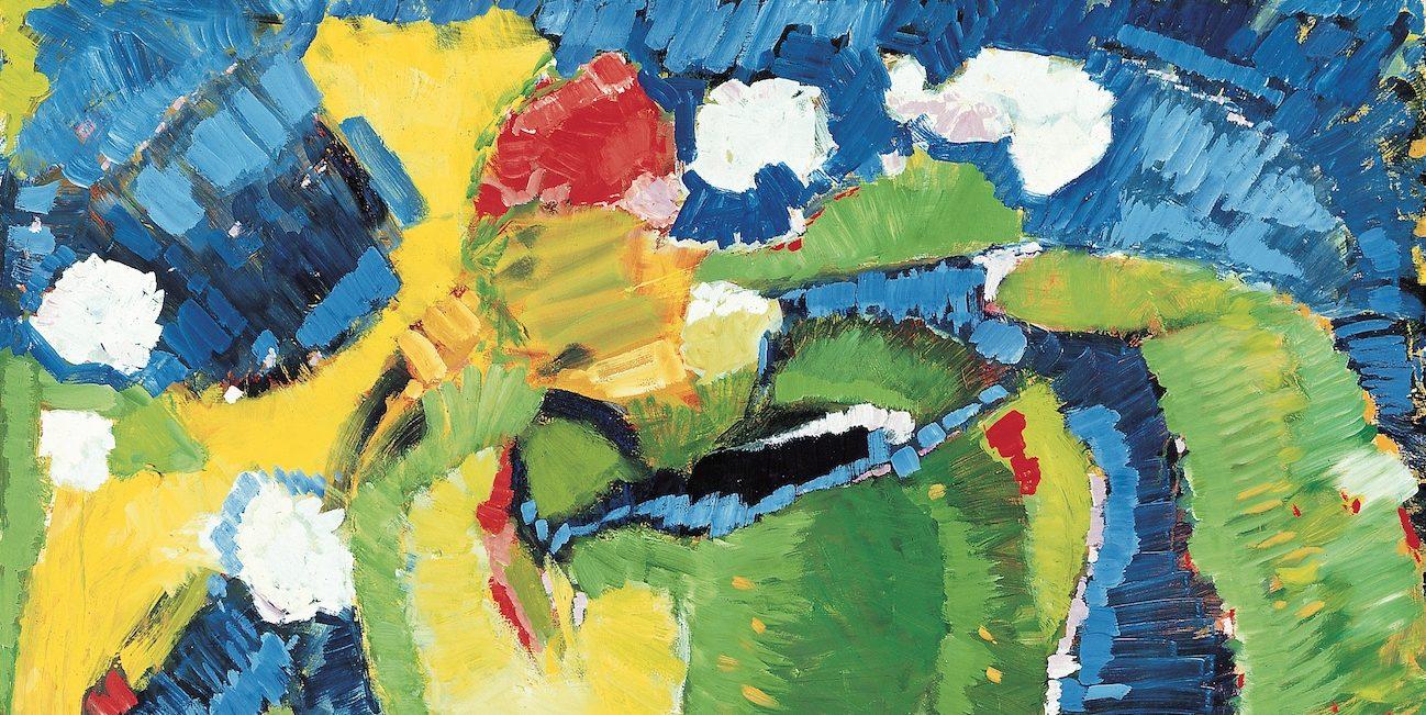 """Sataprosenttinen modernisti maalasi omaksi ilokseen – näyttely esittelee Raimo Utriaisen """"toisen minän"""""""