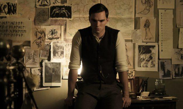 Dome Karukoski piirtää J.R.R. Tolkienista huolellisen, harkitun ja ennen kaikkea kauniin henkilökuvan