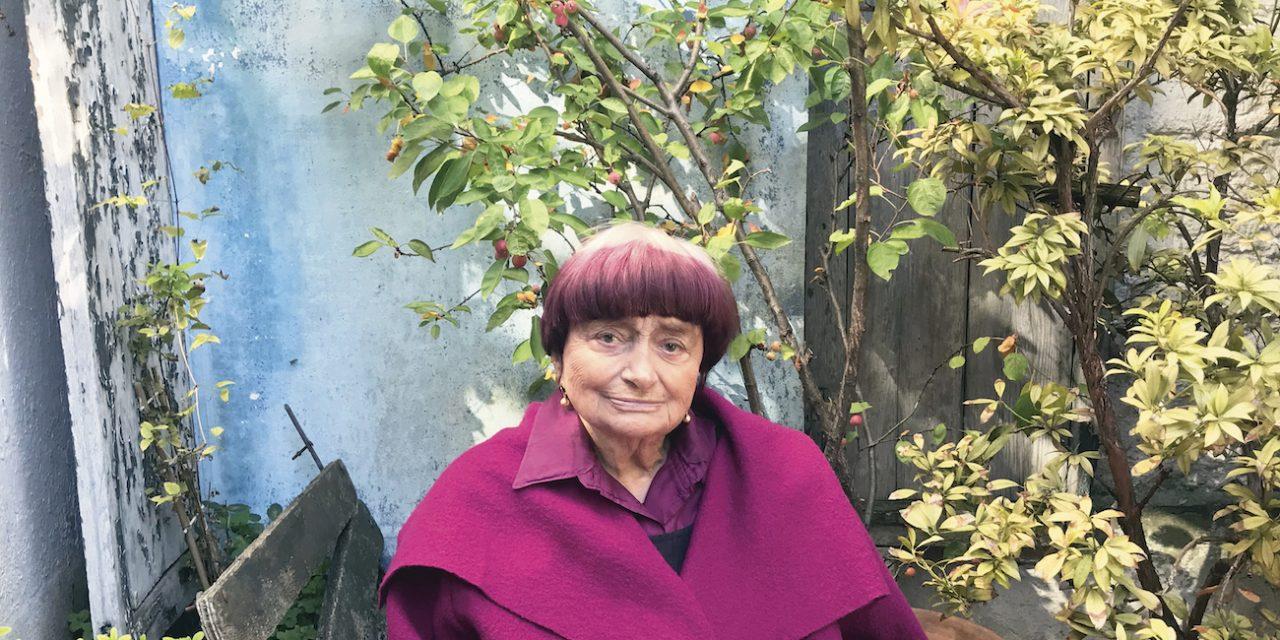 Ranskalaisen elokuvan uuden aallon kummitäti Agnès Varda jättää kauniit ja hyväntuuliset jäähyväiset