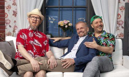 Oliko tässä Jukka Puotilan ja Jukka Leistin viimeinen yhteinen teatterikeikka?