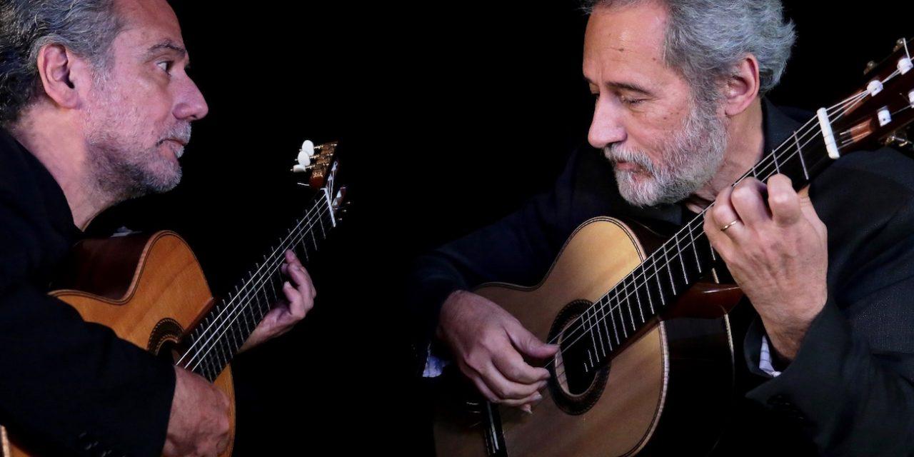 Klassisen kitaran uranuurtajien Sérgio ja Odair Assadin duossa soi koko orkesteri