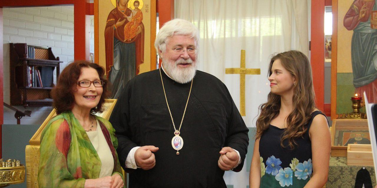 Arkkipiispa Leon Tytär