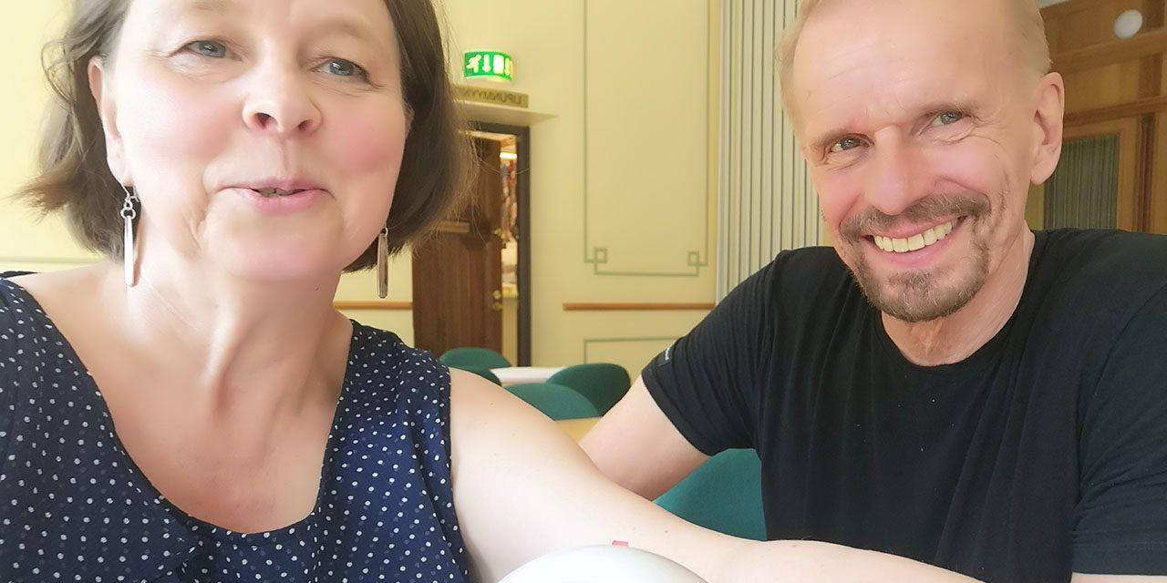 Kulttuuritoimituksen virallinen podcast #3: vieraana Jukka Puotila