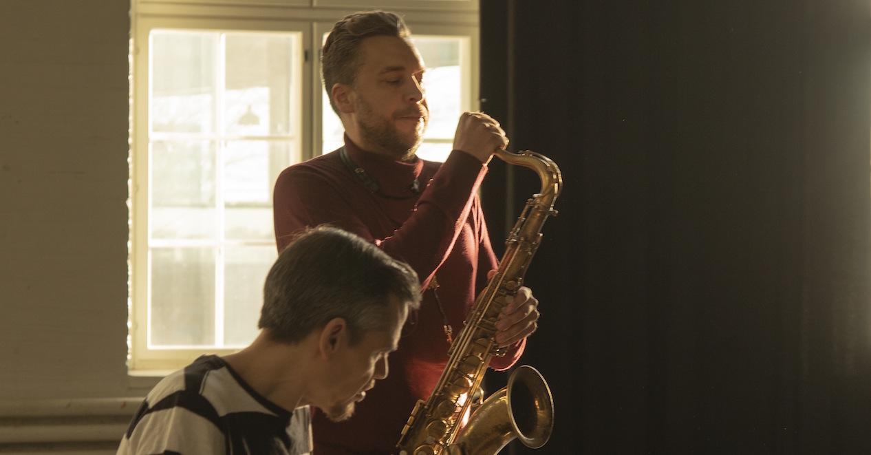 Jazztaiturit Timo Lassy ja Teppo Mäkynen saivat aikaan raikkaan ja helposti lähestyttävän albumin