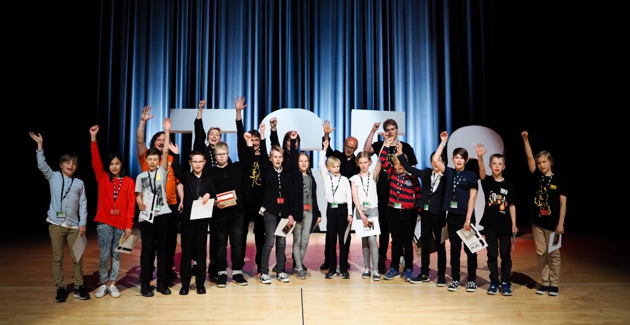 TGF:n avauskonsertti tarjosi festivaalin kuopusten palkintohumua ja Julia Ballarén tinkimätöntä taituruutta