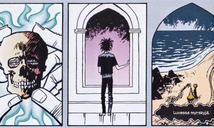Sandman sai 9. osan – kovakantinen deluxe-painos tekee kunniaa yhdelle merkittävimmistä sarjakuvista