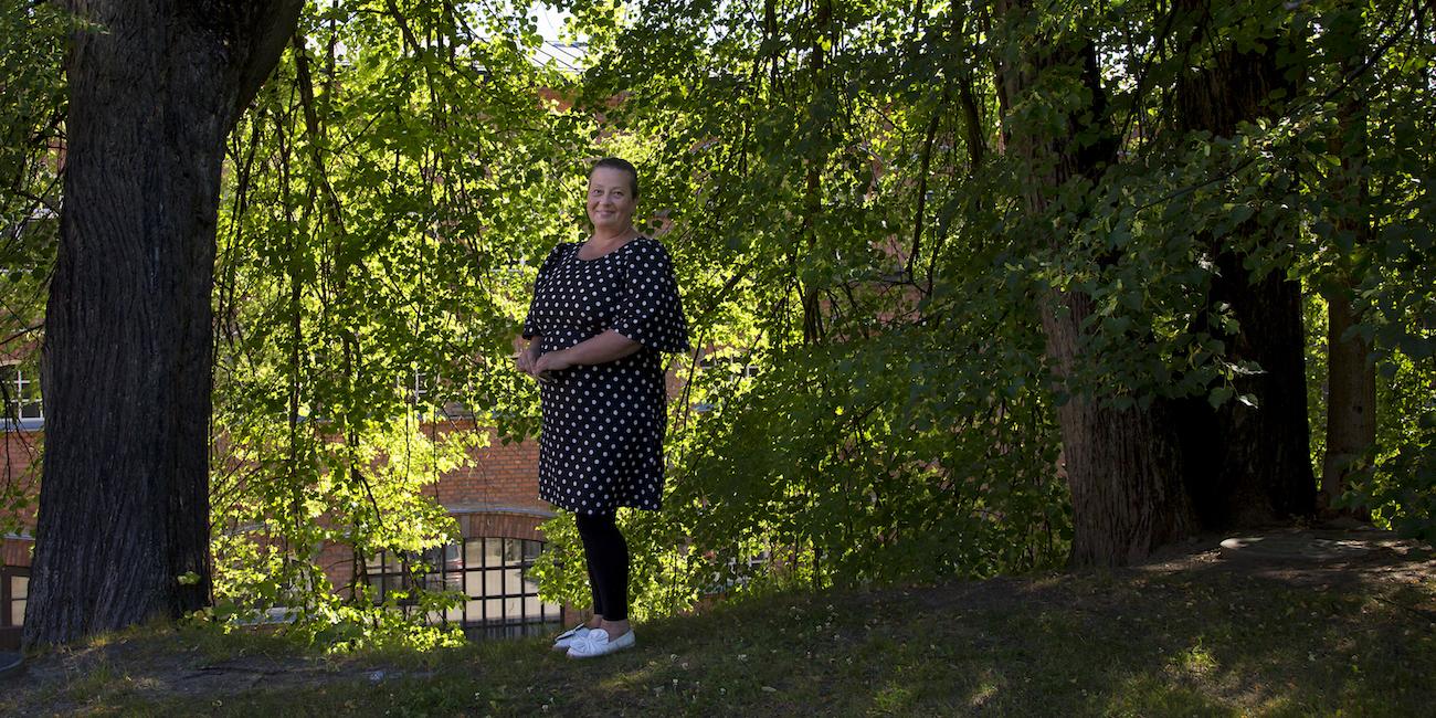 Annamaija Saarela lupaa Tampere G Livelabiin kokonaiselämyksiä genrerajoista piittaamatta