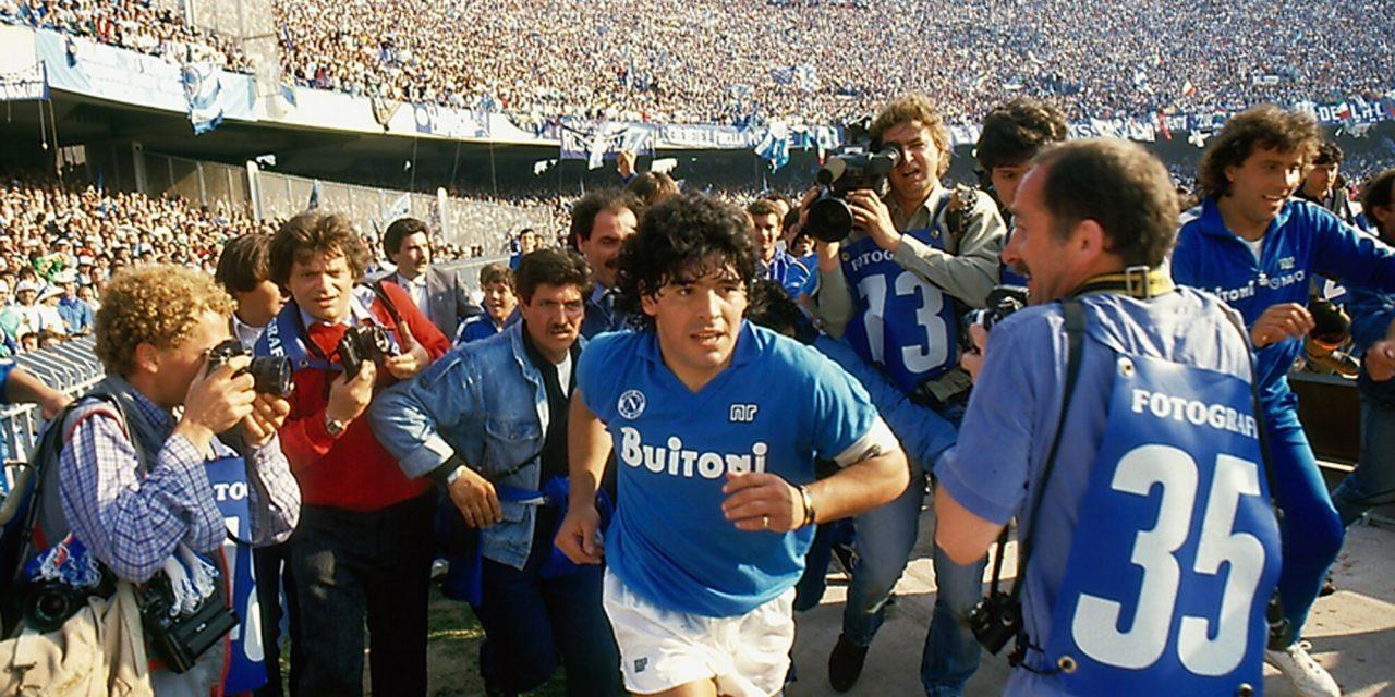 Maradona-dokumentti näyttää, millaista oli futistähden elämä Euroopan köyhimmässä suurkaupungissa