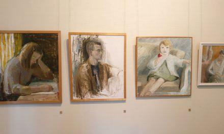 Kahden maan taiteilija Sigrid Aminoff oli ruotsalainen, mutta liikkui taiteessaan Ruovedeltä Egyptiin