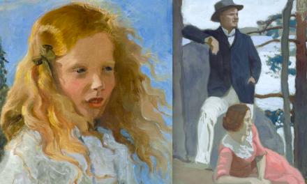 Järnefelt ja Soldan-Brofeldt Viroon: Järvenpään taidemuseo vie Tallinnaan Suomen kultakauden klassikot