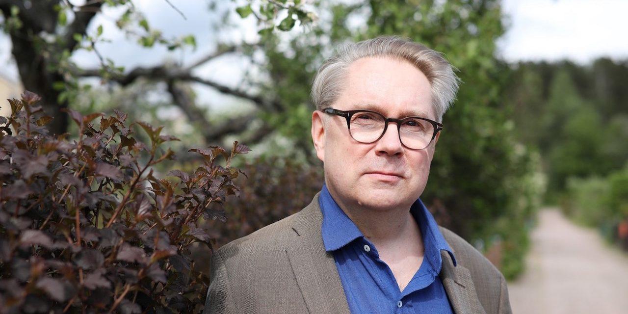 Kulttuuritoimituksesta päivää! Antti Selkokari