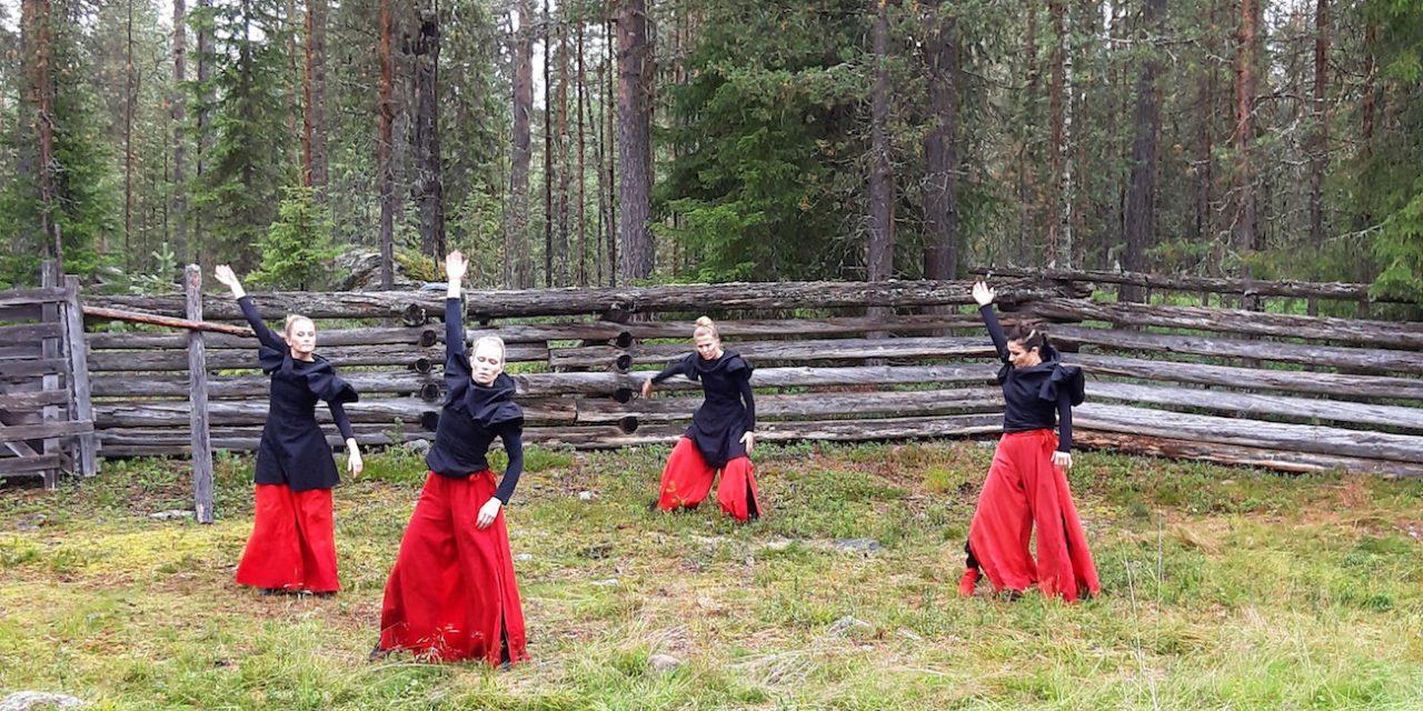 Villifestivaali vie kulttuurin metsän syliin: Miki Liukkonen, Maustetytöt ja muut Lapin maisemissa