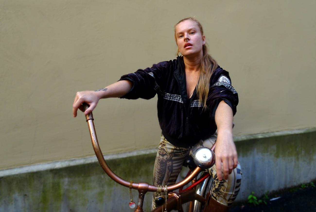 Kulttuuripotretit #1: Maria Mattila