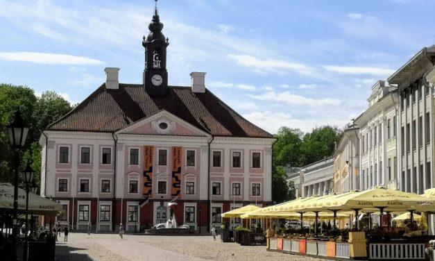 Tartosta yksi kolmesta Euroopan kulttuuripääkaupungista vuonna 2024: loppusuoralla taipui Narva