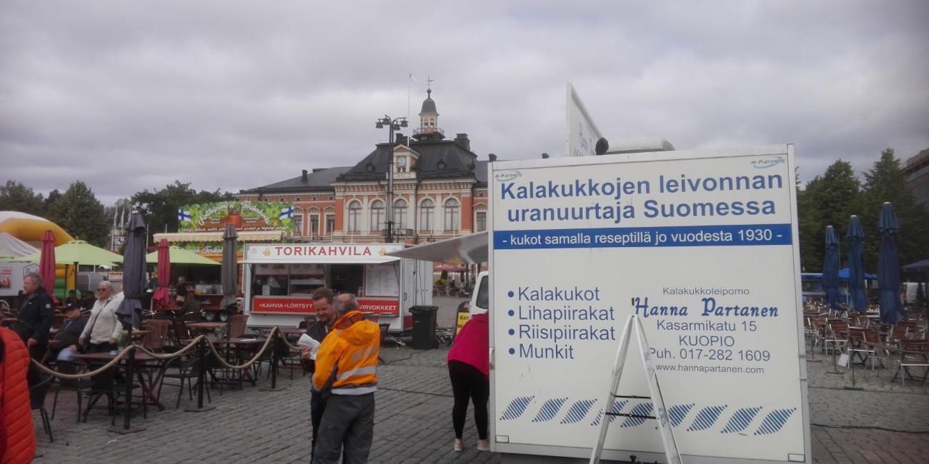 Parasta juuri nyt – Kuopio Special!