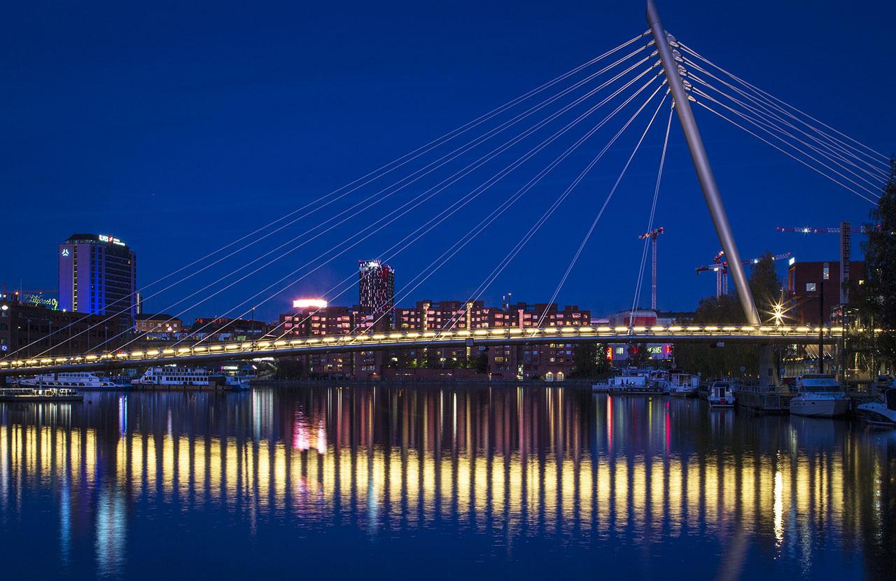 Tampere 240 vuotta – kaupunki kymmenessä kuvassa