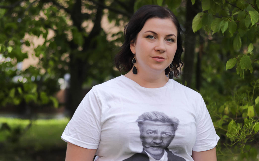 Janica Brander.
