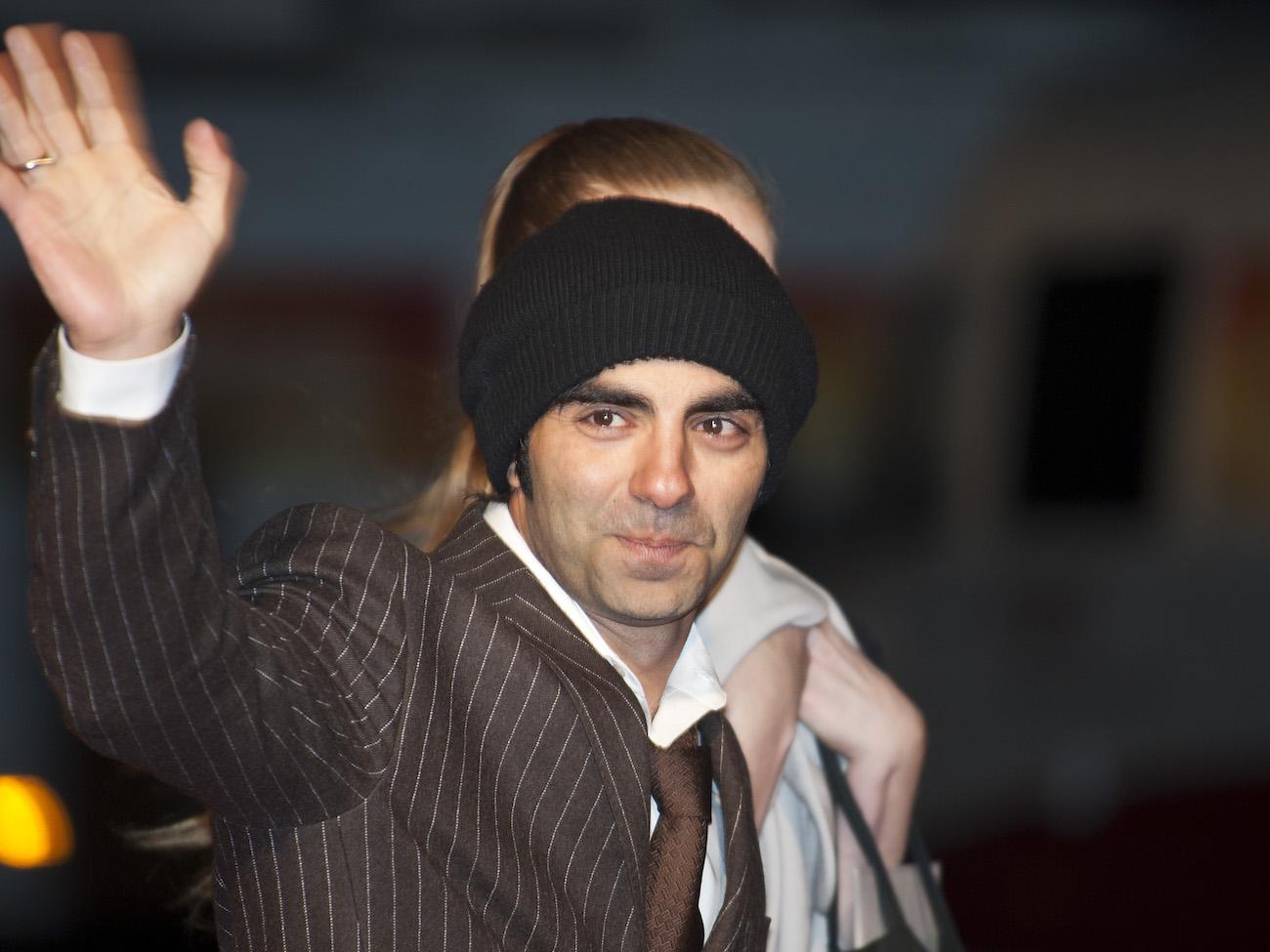 Fatih Akin Berliinin elokuvajuhlilla vuonna 2011.