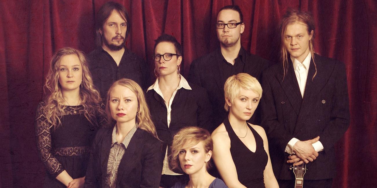 Mitä tapahtuu 24.–30.9.? Tampereen päivä, Tanssimania, Homo Secundus, David Lynch -konsertti, Mestari Cheng