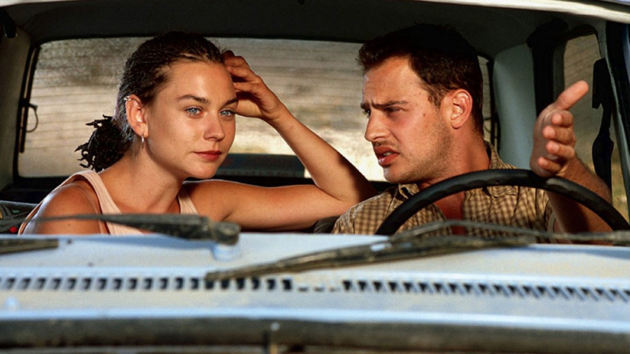 Christiane Paul ja Moritz Bleibtreu Fatih Akinin elokuvassa Heinäkuussa