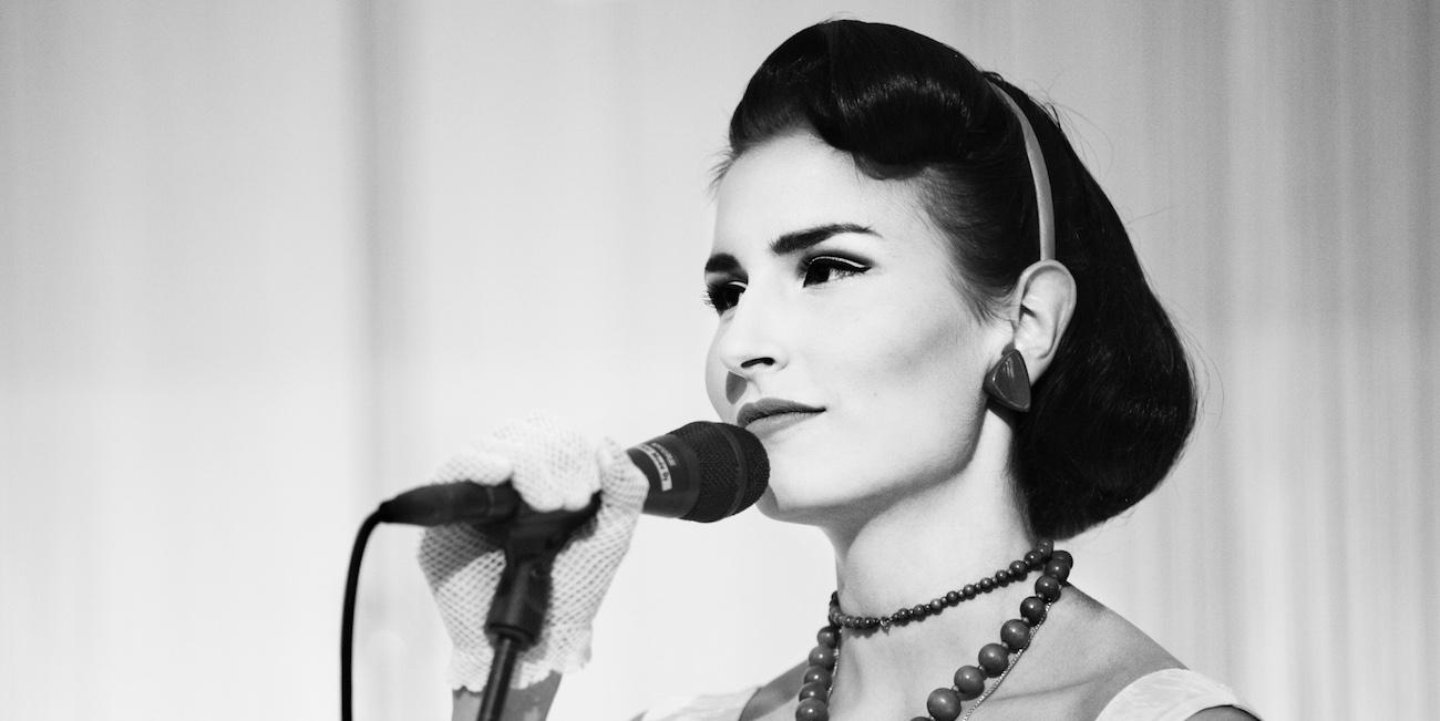 Laulaja Maria Lund