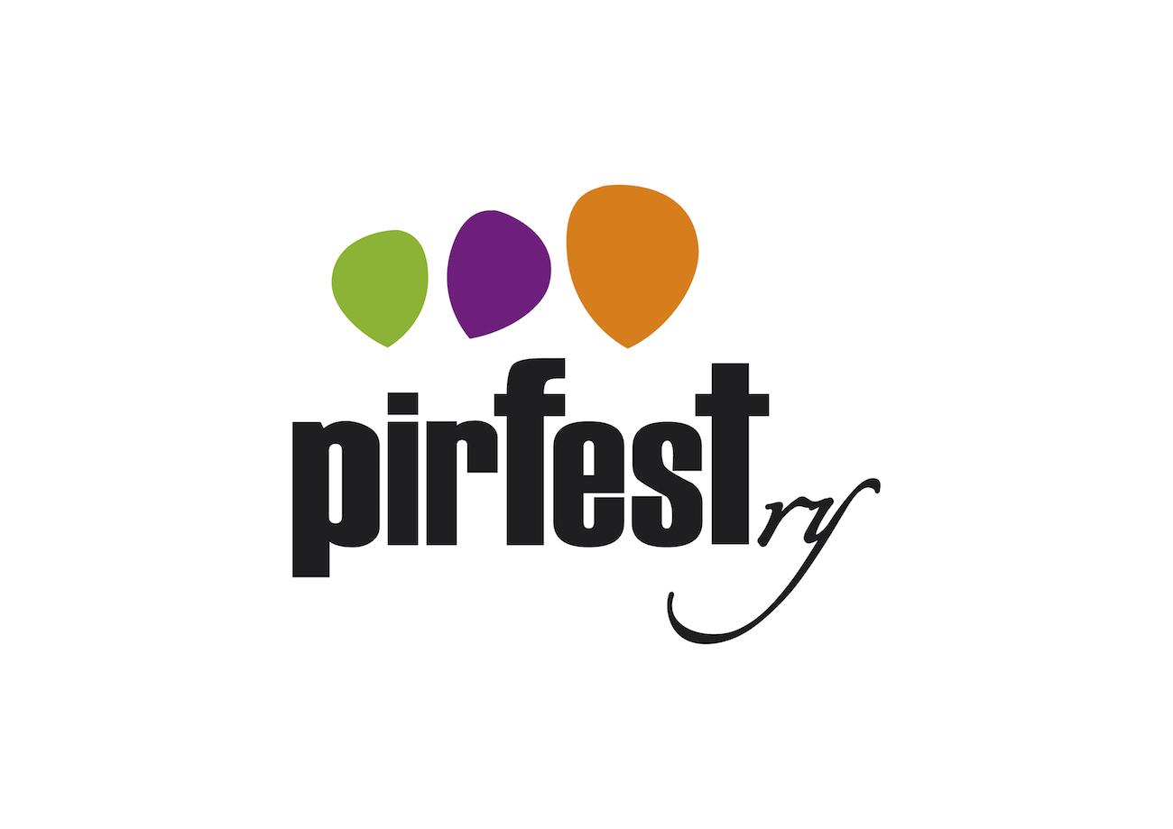 Pirfest ry:n logo.