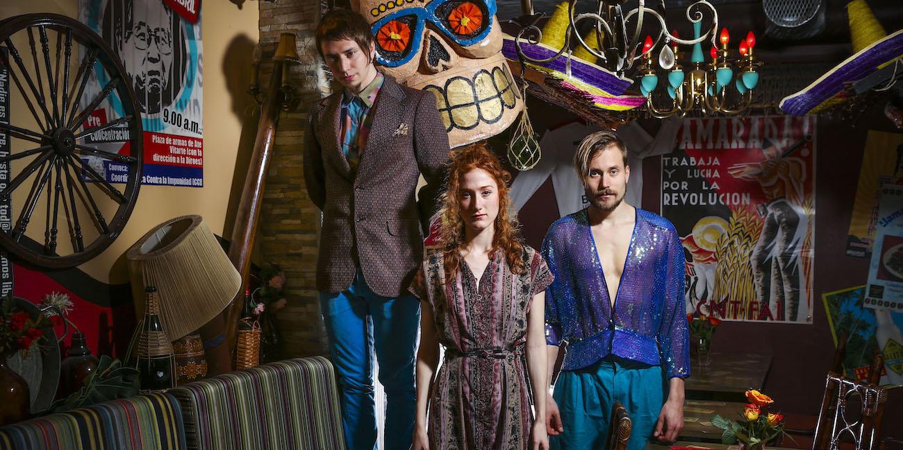 Elifantree-yhtyeen kuva.