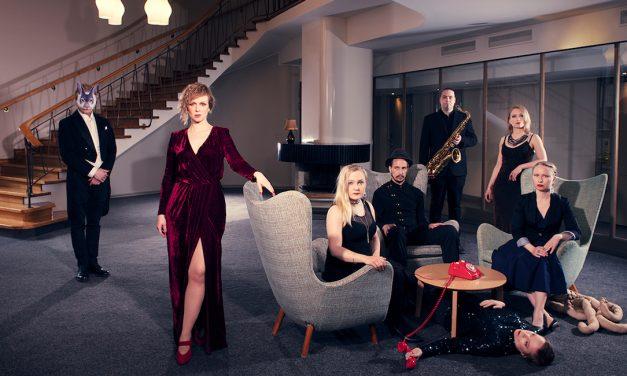 Sellosali muuttui Club Silencioksi – David Lynchin elokuvien musiikki soi Gasthaus Orkesterin käsissä