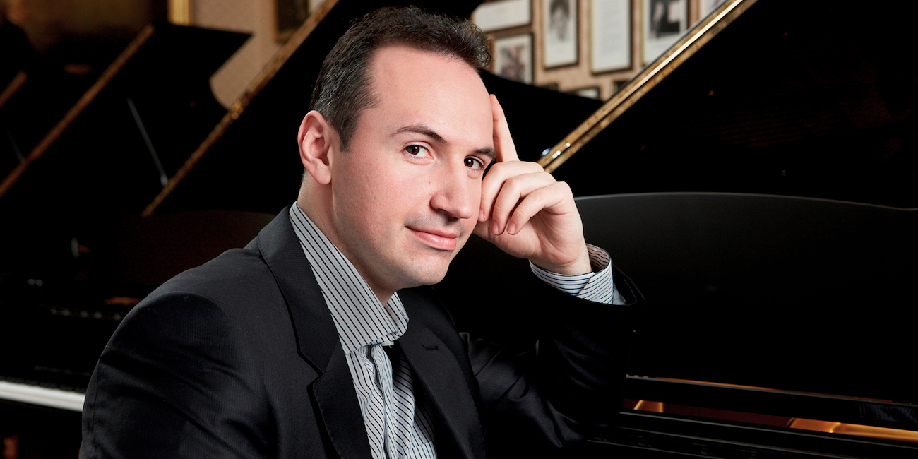 Pianisti Simon Trpčeski.