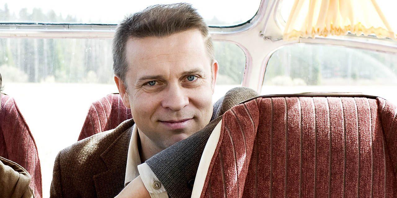 Lähde lukijamatkalle ja tapaa Jukka Perko maanantaina 23.9. – illan kruunaa konsertti G Livelabissa
