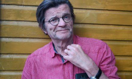 Kulttuuripotretit #7: Timo Malmi