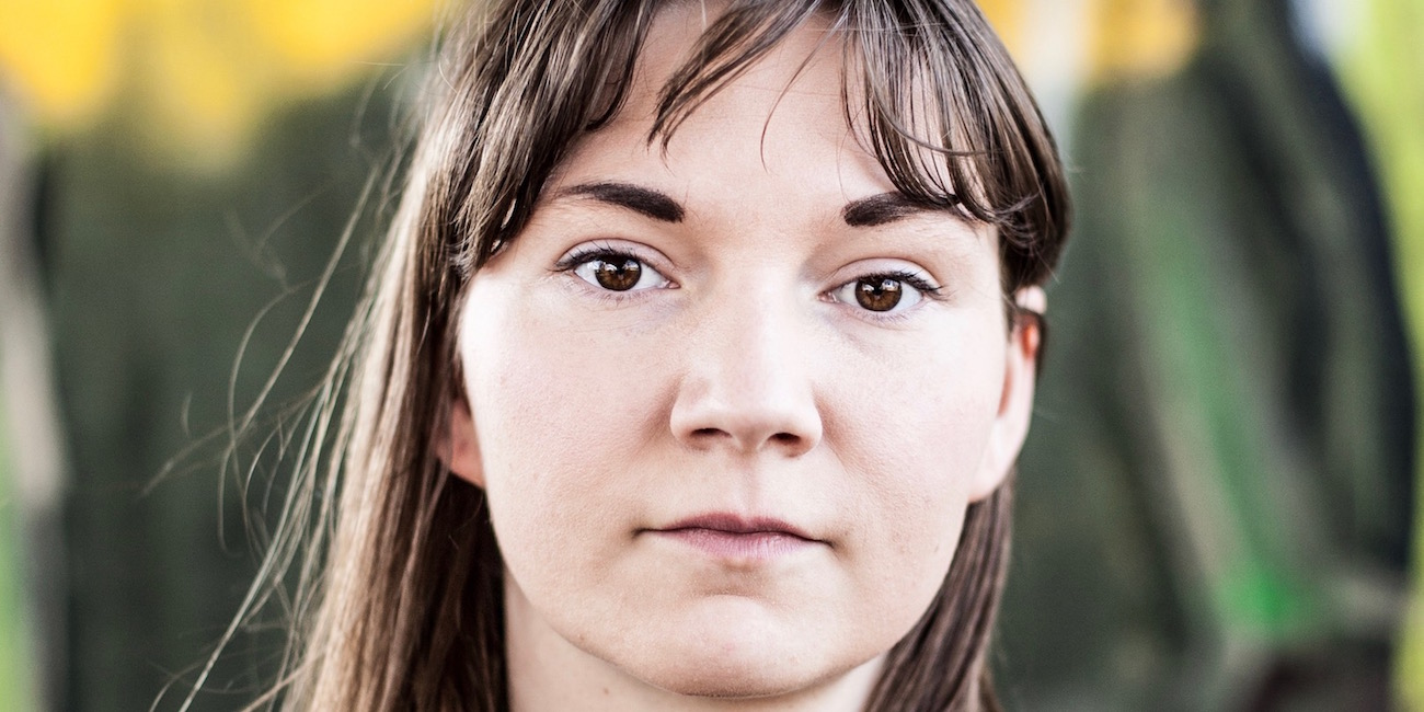 Kulttuuritoimituksen Annika Miettinen.