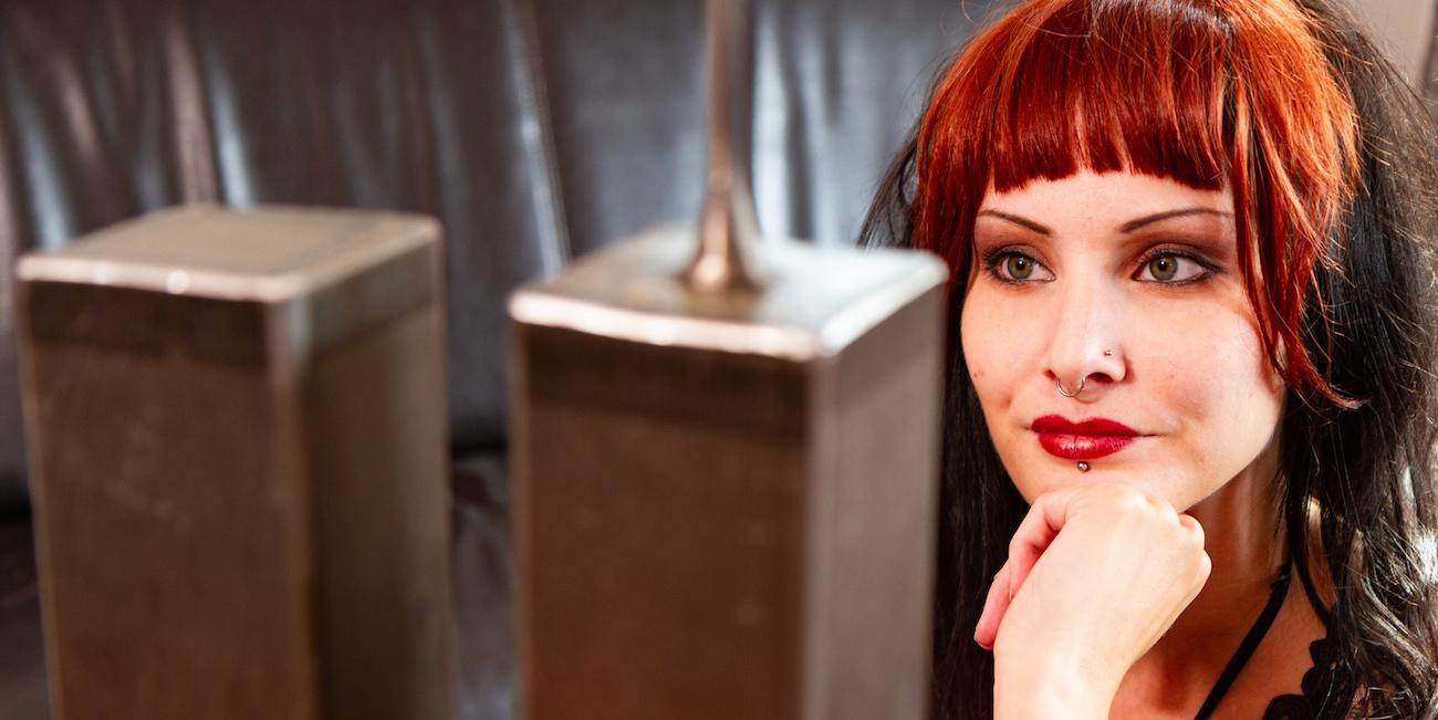 Anne dokumenttielokuvasta Rakkaani WTC.