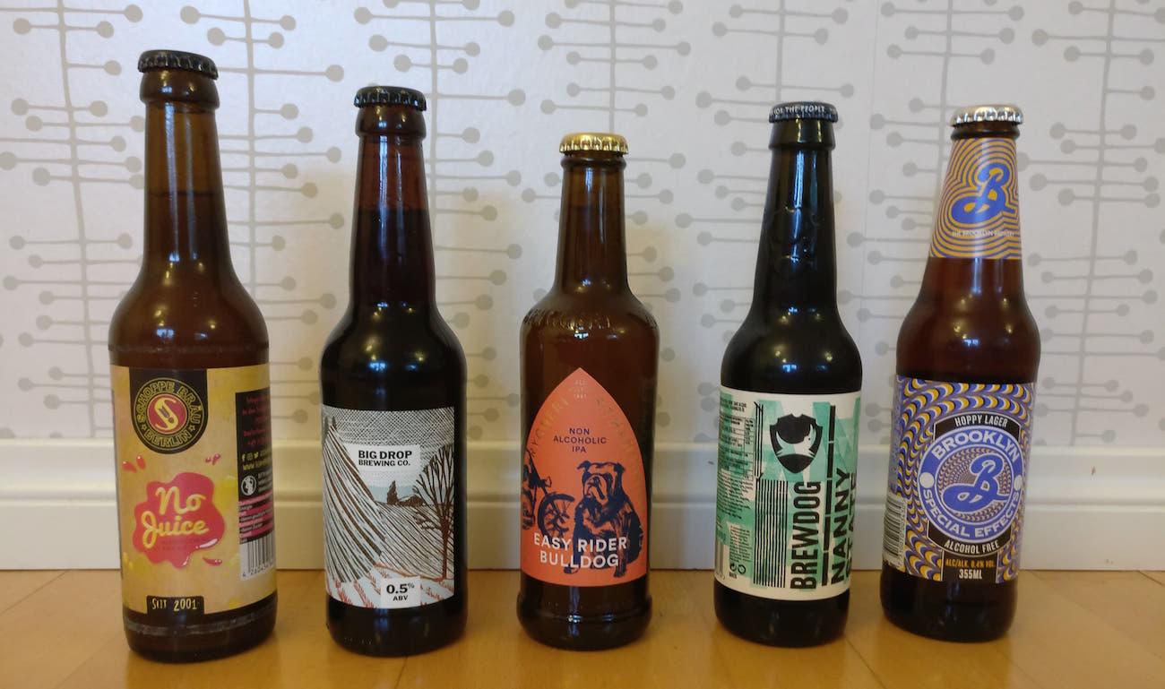 Parasta juuri nyt – alkoholittomat oluet special!