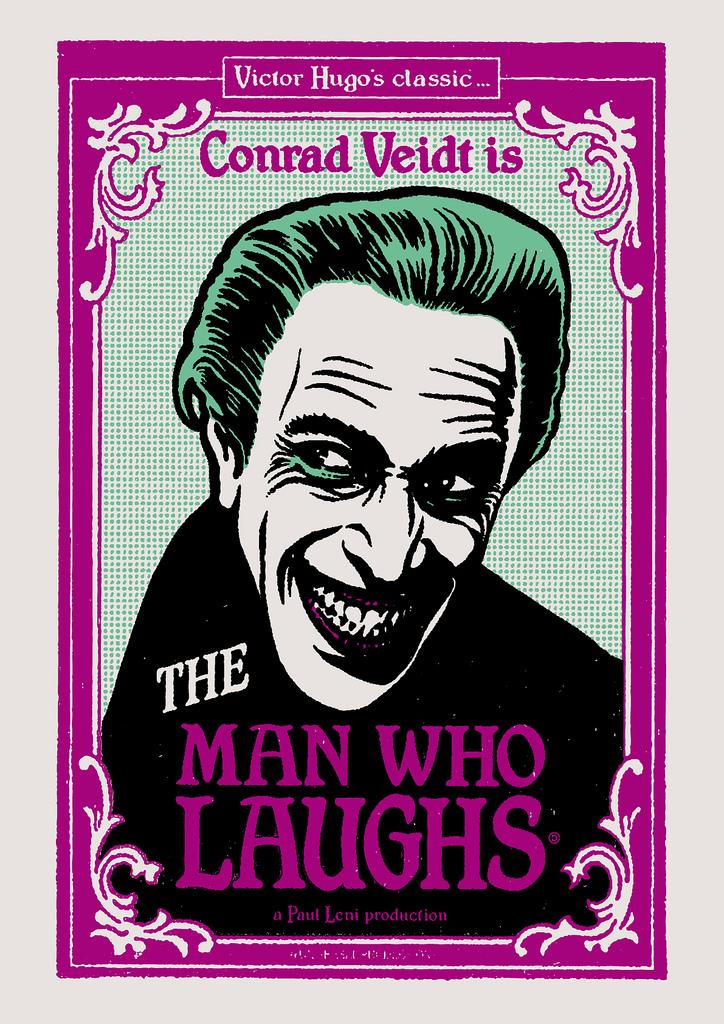 Conrad Veidtin hahmo Nauruihmisen pääroolissa