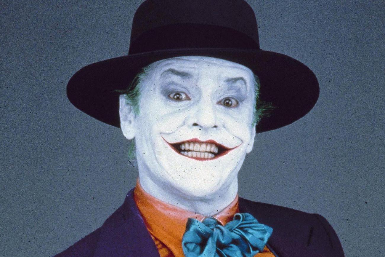 Jack Nicholson Jokerina.